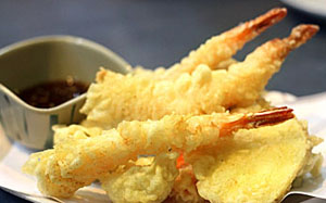 shrimptempura